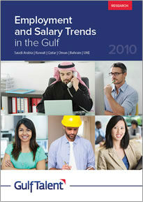 Employment and Salary Trends in the Gulf 2010
