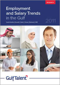 Employment and Salary Trends in the Gulf 2011