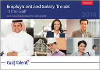 Employment and Salary Trends in the Gulf 2014
