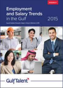 Employment and Salary Trends in the Gulf 2015