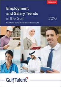 Employment and Salary Trends in the Gulf 2016