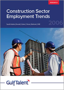Construction Sector Employment Trends