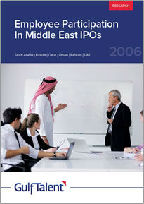 Employee Participation in Middle East IPOs