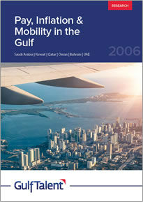 Pay, Inflation and Mobility in the Gulf