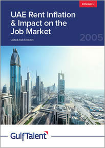 UAE Rent Inflation & Impact on the Job Market