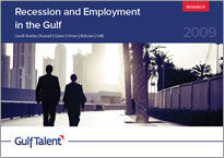 Recession and Employment in the Gulf